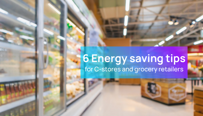Energy saving tips for C-Store refrigeration