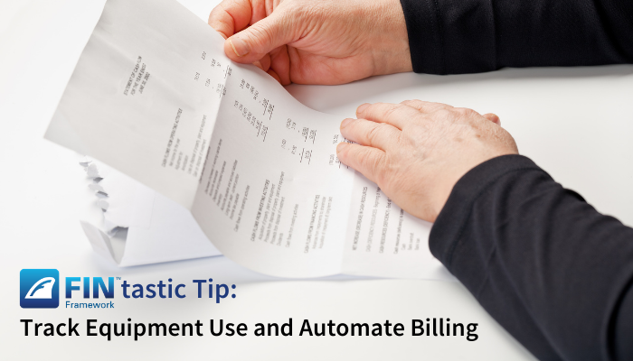 FINtastic Tip Tennant Billing