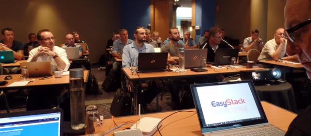 EasyStack Training in Australia