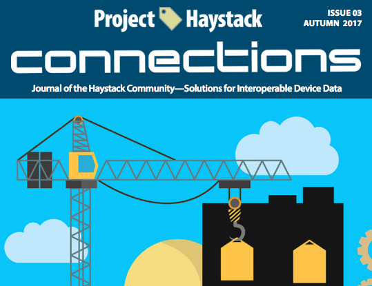 Haystack Connections Magazine Fall 2017