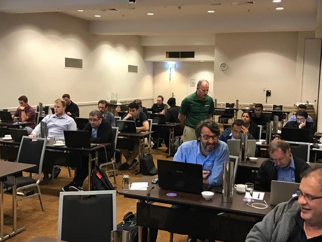 EasyStack Training in Australia 2017