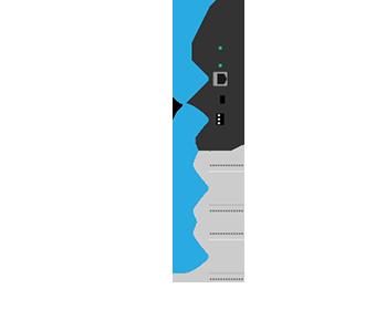 Bacnet Router/MSTP