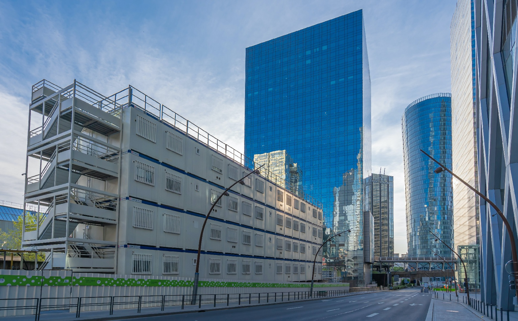 Prefabricated Building-1
