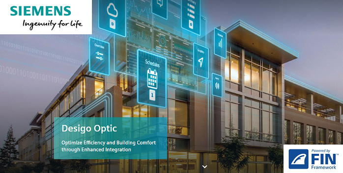 Siemens Design Optic launch blue