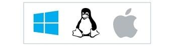 Windows Mac Linux image 350h