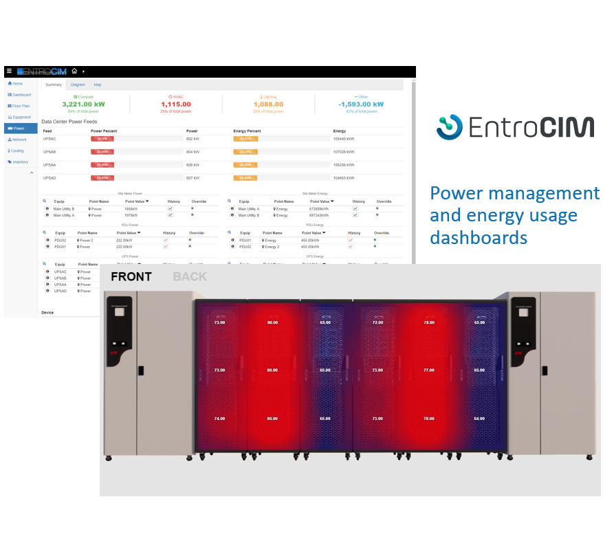 EntroCIM data center web graphics