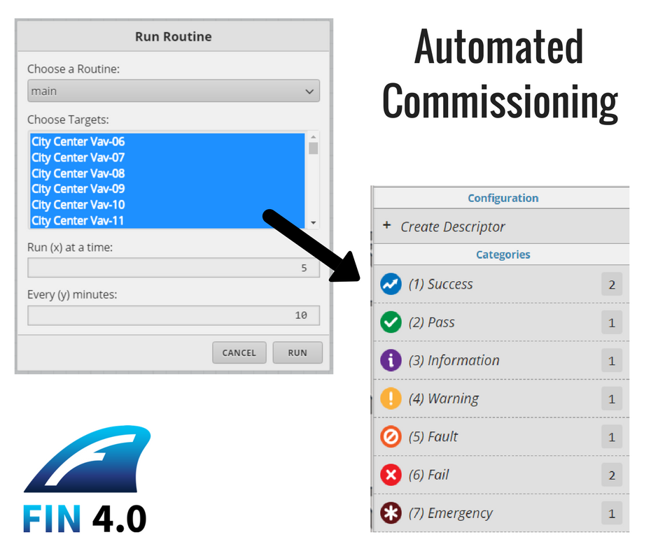 Automated Commissioning is Here