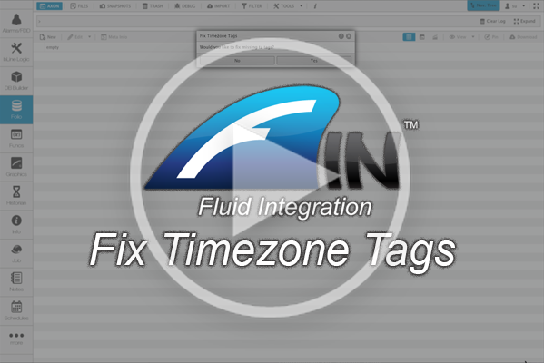 Fix Timezone Tags