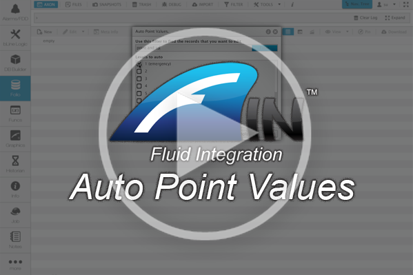 Globally Auto point Values in FIN Stack