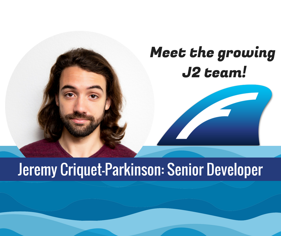 Meet the Team: Jeremy Criquet