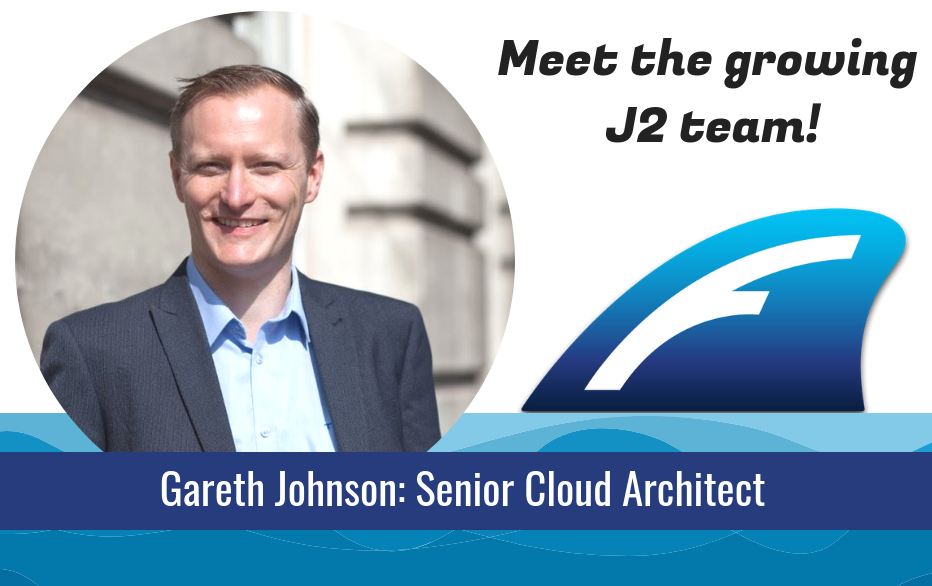 Meet the Growing Team: Gareth Johnson