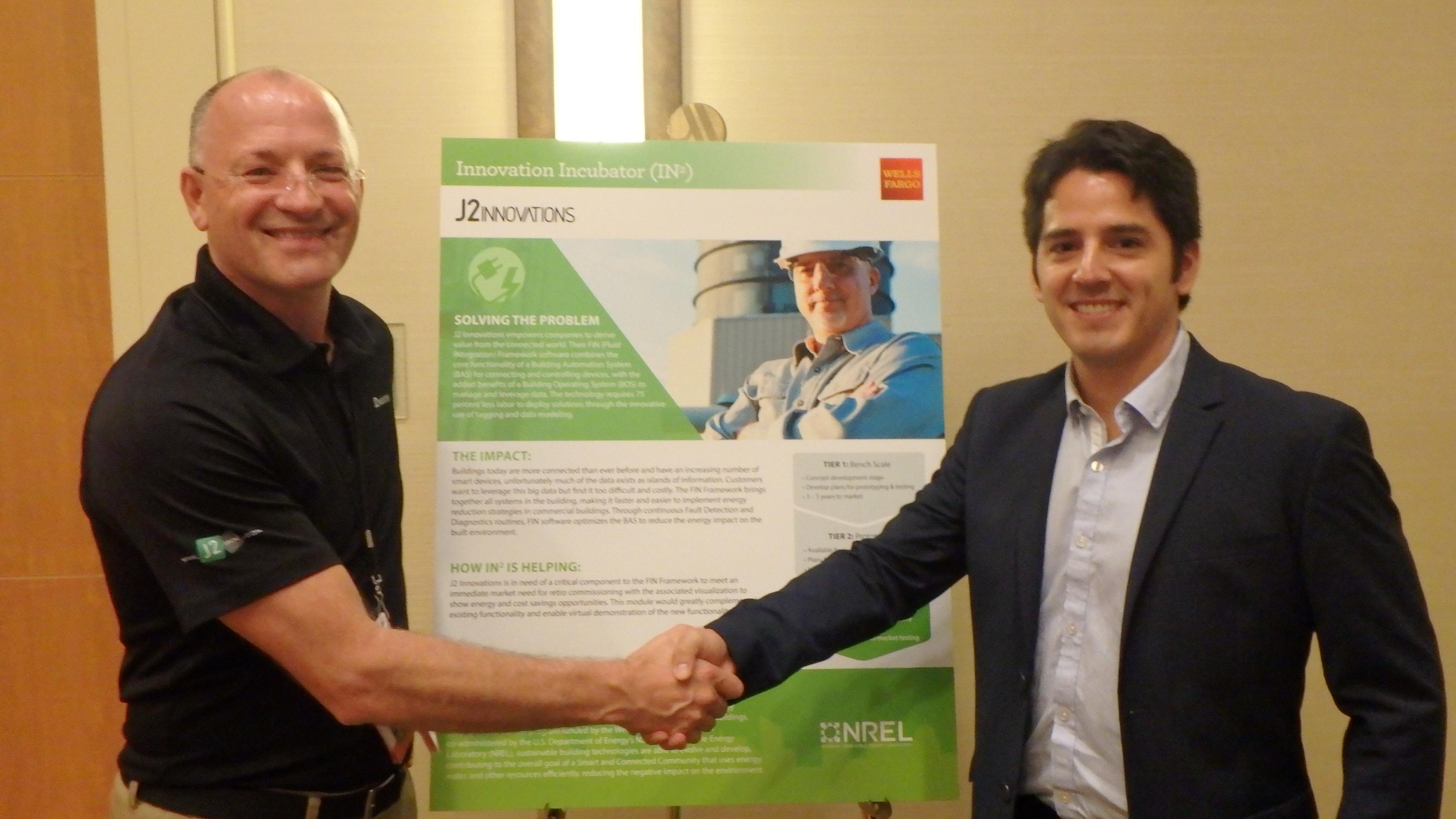 J2 Innovations Presents at NREL IN2 Summit