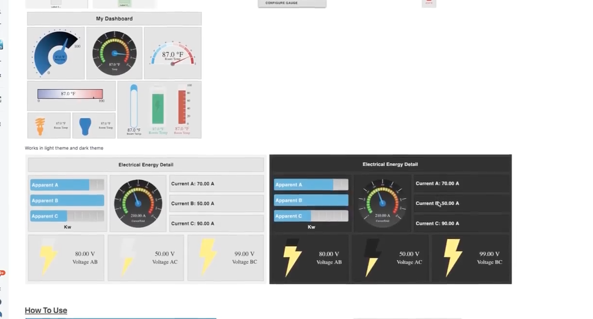 Check Out the New Dashboard Features in FIN Stack