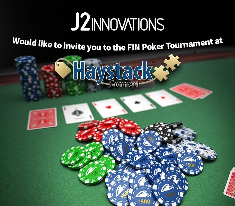 Haystack Connect 2015 - J2 Poker Tournament