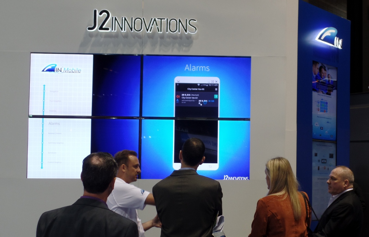 J2 Innovations Introduced FIN 3.0 at AHR