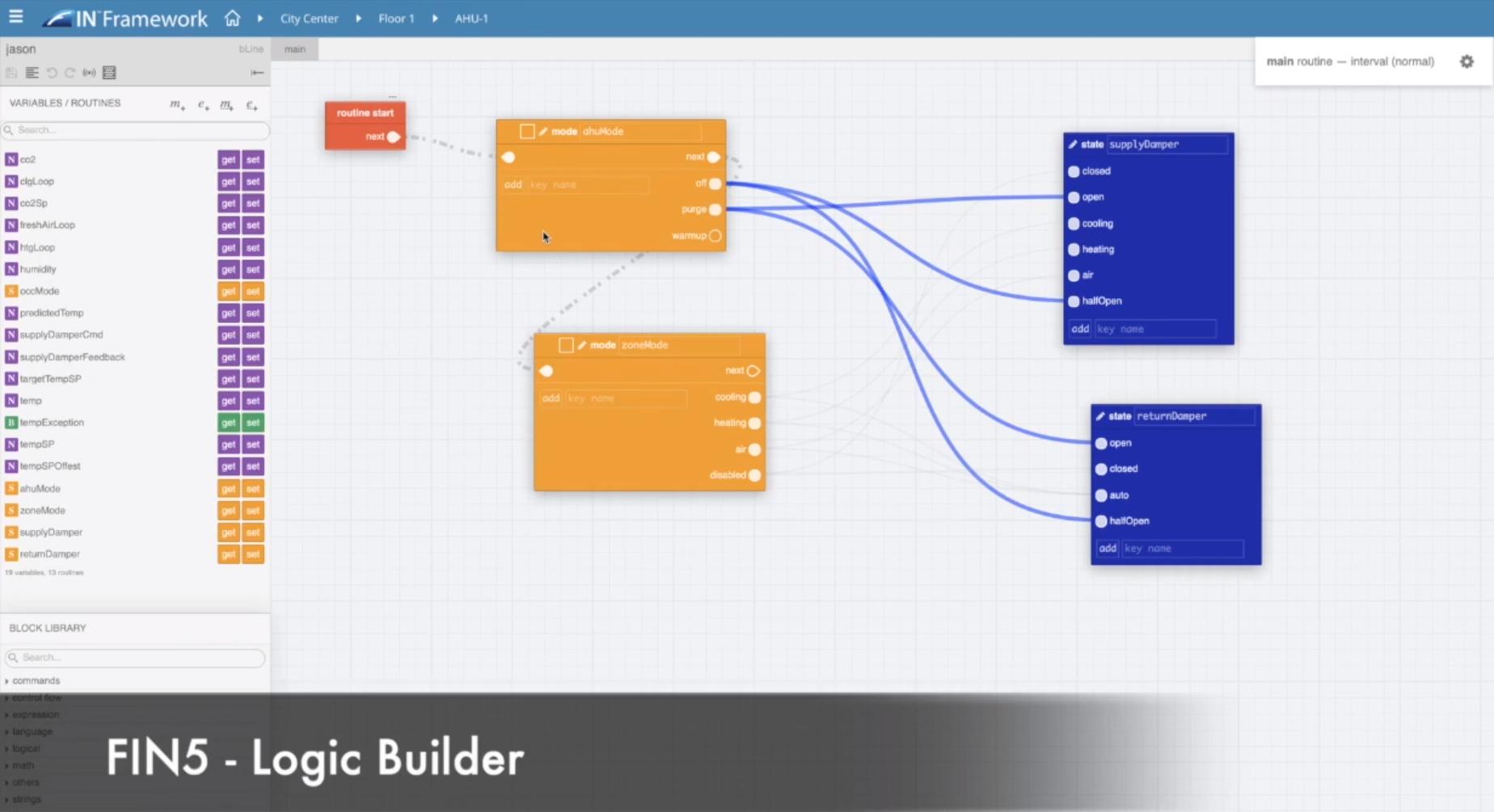 Logic Builder