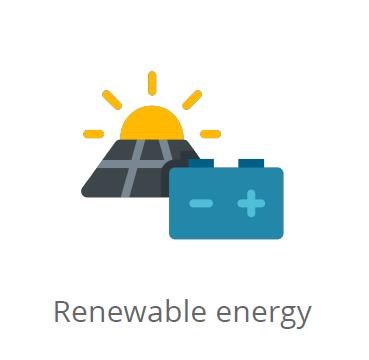 Renewables icon