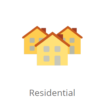 Residential icon