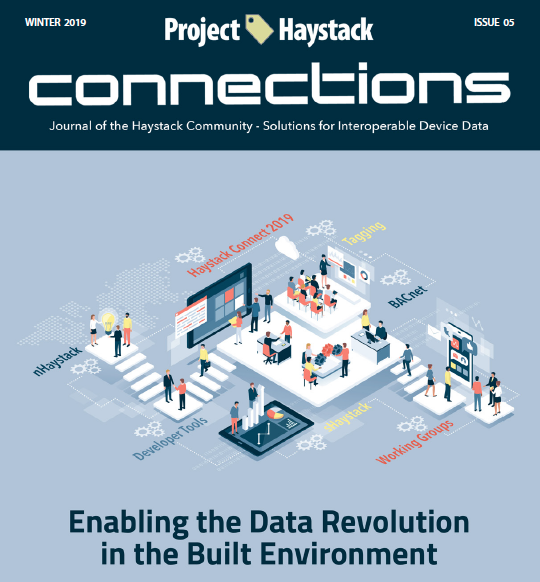Project Haystack Connections Magazine - Winter 2019 is Out